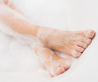 How to anti-age your feet