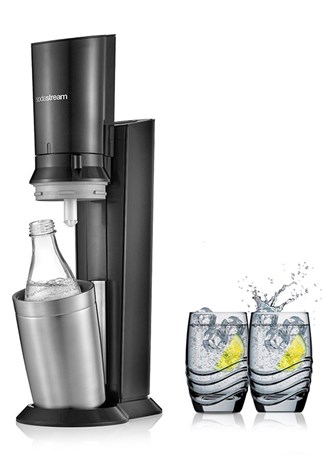 Win one of 6 SodaStream Crystal