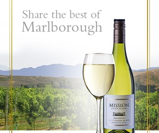 Share the best of Marlborough with Mission Estate