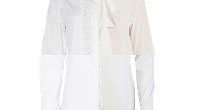 How to wear a white shirt: an update on a classic