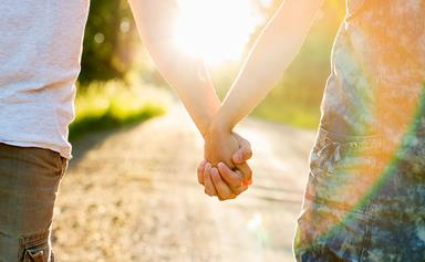 Turns out holding hands may ease physical pain