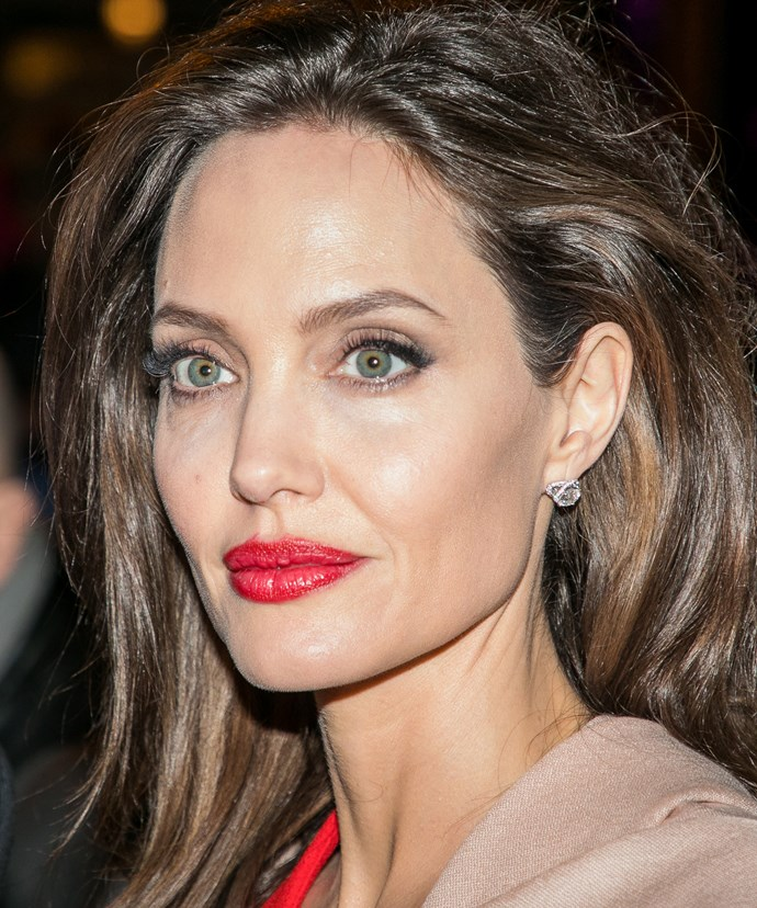 """**Angelina Jolie**  """"Figure out who you are separate from your family, and the man or woman you're in a relationship with. Find who you are in this world and what you need to feel good alone. I think that's the most important thing in life. Find a sense of self. With that, you can do anything else."""""""