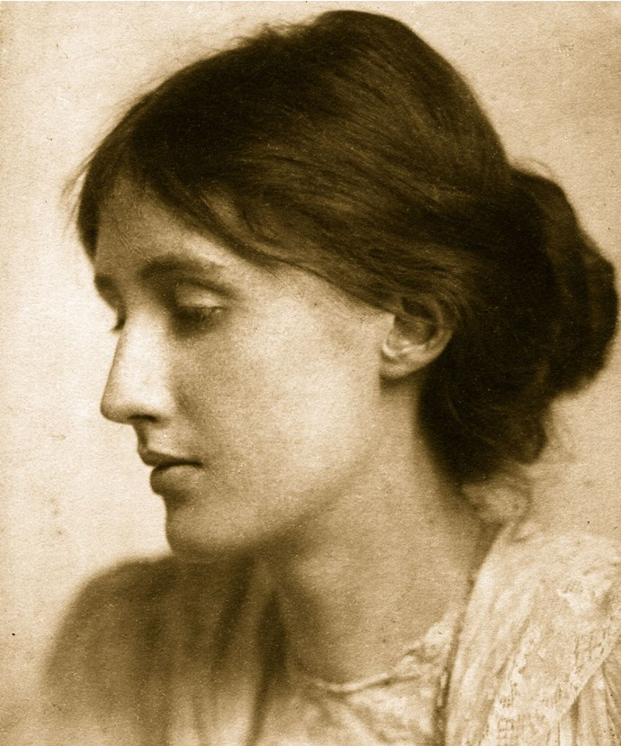 """**Virginia Woolf**  """"As a woman I have no country. As a woman I want no country. As a woman  my country is the whole world."""""""