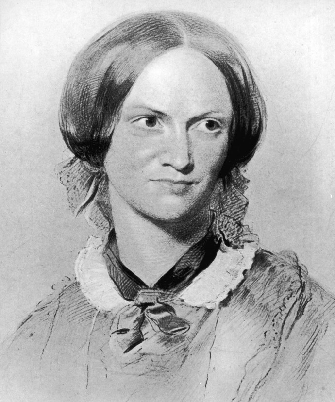 """**Charlotte Bronte**  """"If men could see us as we really are, they would be a little amazed."""""""
