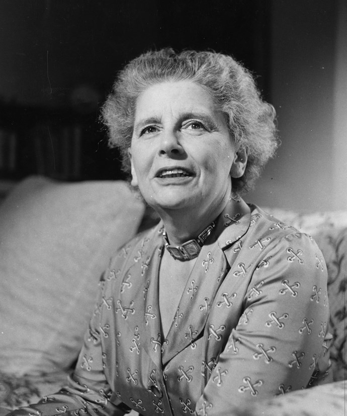 """**Rebecca West**  """"I myself have never been able to find out precisely what feminism is: I only know that people call me a feminist whenever I express sentiments that differentiate me from a doormat."""""""