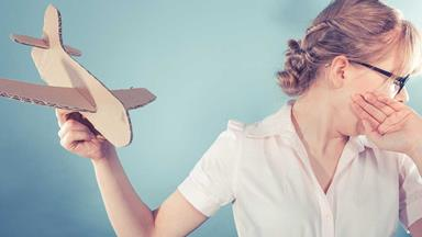 10 ways to beat travel sickness