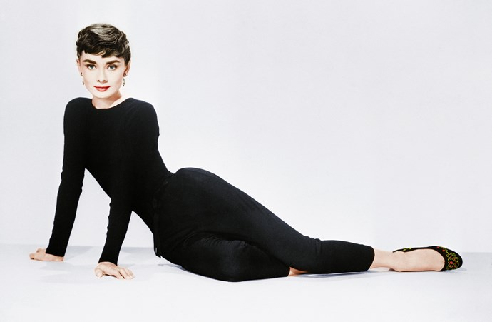 """**Audrey Hepburn**  """"Nothing is impossible. The word itself says 'I'm possible!'"""""""