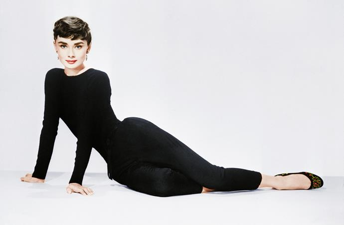 "**Audrey Hepburn**  ""Nothing is impossible. The word itself says 'I'm possible!'"""