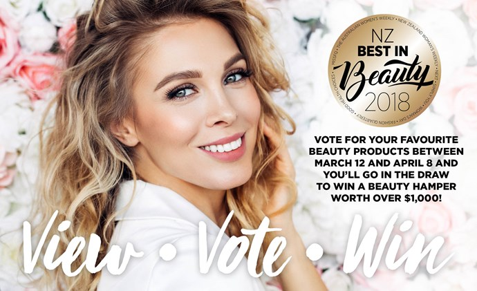 Bauer's Best in Beauty Awards are back - vote and win!