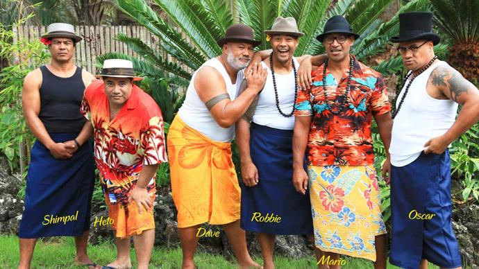 The Naked Samoans are back - and as funny as ever