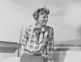 Bones discovered on a Pacific island 'likely' to be those of Amelia Earhart
