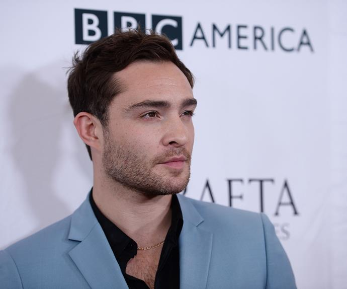 Ed Westwick Accused of Assault by Third Wom