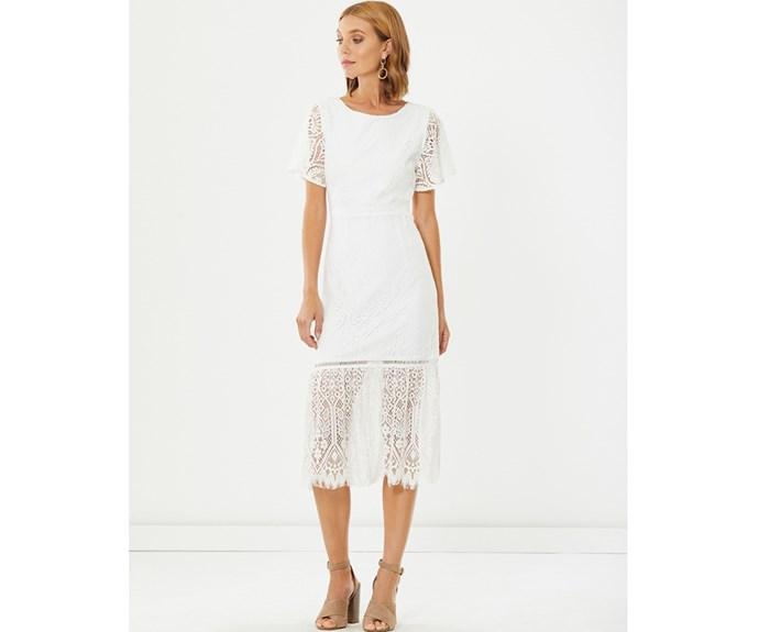 [Calli dress, AU$130, from The Iconic.](https://www.theiconic.com.au/laken-dress-596984.html)