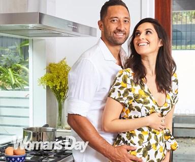 Zoe and Benji Marshall welcome a baby boy