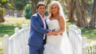 Has Married At First Sight's Nasser moved on with a man?