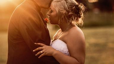 Wedding of the week: Dean and Sharnn Lehmann