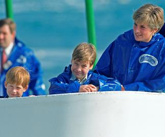Princess Diana named as the ideal mother in a new UK poll