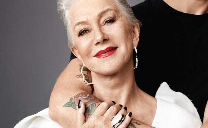 Helen Mirren opens up about Harvey Weinstein's bullying and the dog-eat-dog world of Hollywood