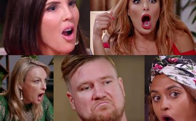 Body language expert analyses Married At First Sight couples - and what she says explains a lot!