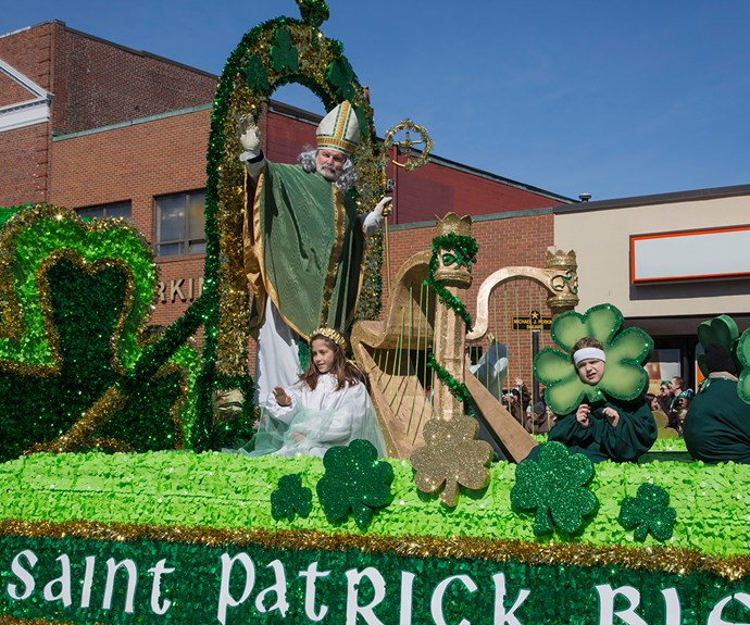 10 things you didn't know about St Patrick's Day