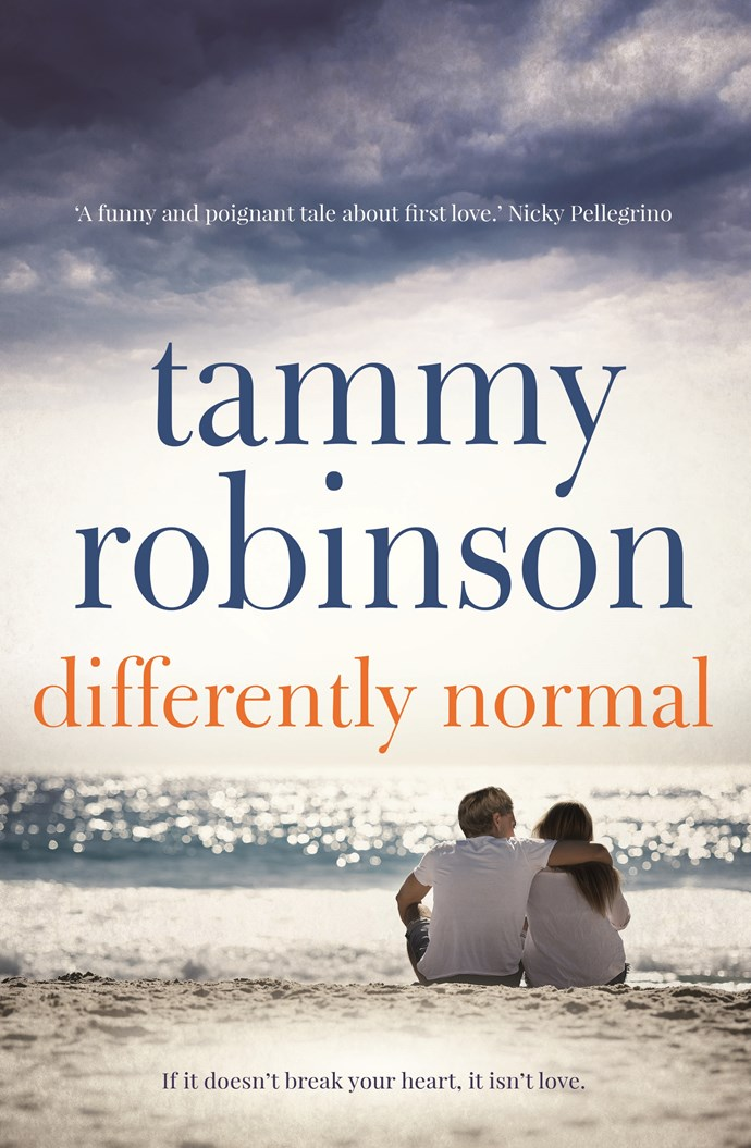 Win a copy of Differently Normal by Tammy Robinson!