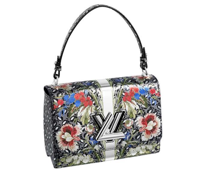 Bag, $6250, by Louis Vuitton.