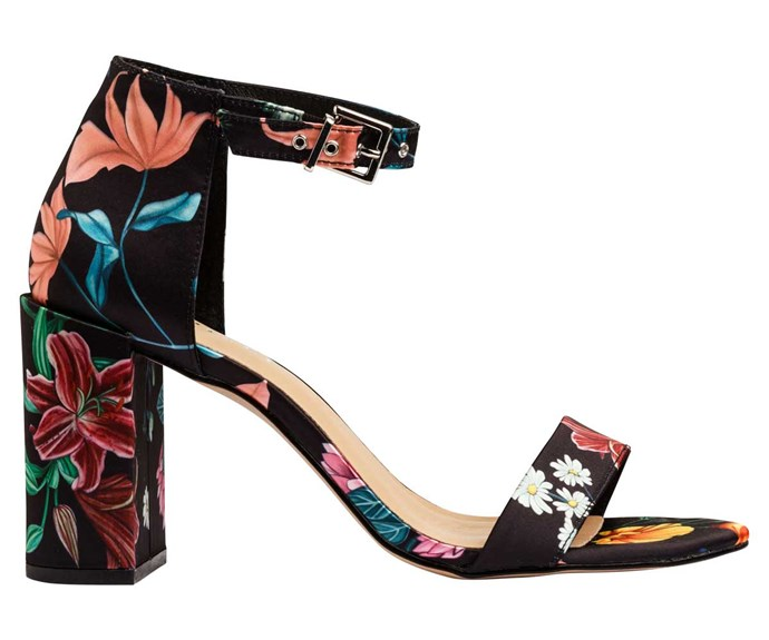 Heels, $260, by Mi Piaci.