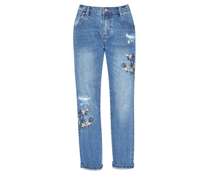 Jeans, $249, by Loobie's Story.