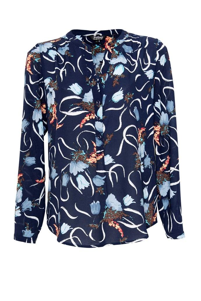 Shirt, $139, by Seduce NZ.