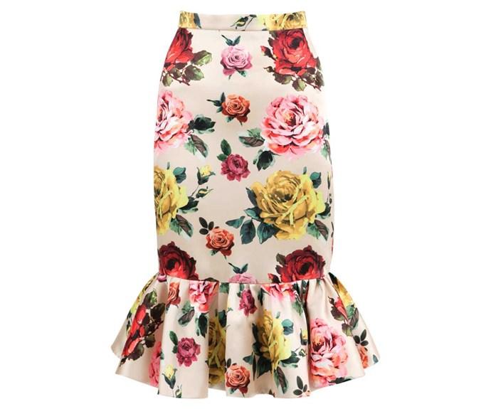 Skirt, $449, by Trelise Cooper.