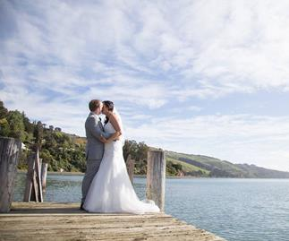Wedding of the Week: Riki and Rebekah Haldane