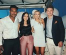 Inside Beauden Barrett and Hannah Laity's lavish engagement party