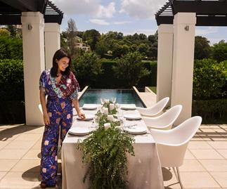 Muse Boutique owner Olivia Vincent reveals her secrets to the perfect dinner party
