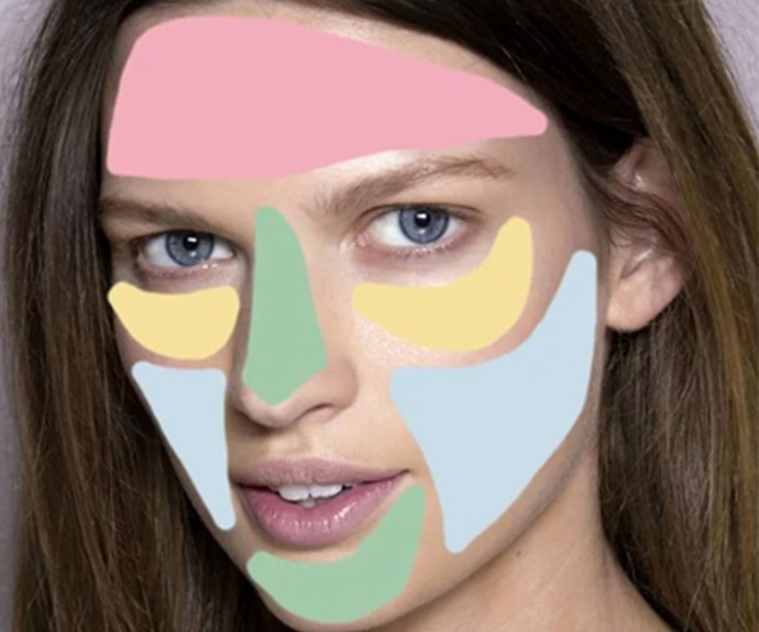 Try multi-masking to target specific skin concerns. Why not try all four? Your face may look a little like this... pretty Instagram-worthy!