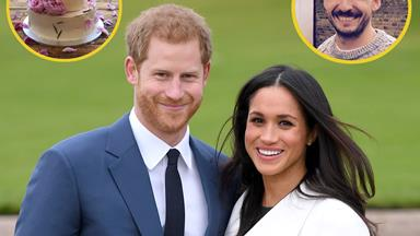 A Kiwi will make Prince Harry and Meghan Markle's royal wedding cake