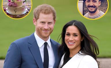 A Kiwi will make Prince Harry and Meghan Markle's royal wedding cake
