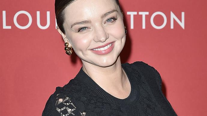 Supermodel Miranda Kerr's beauty secrets