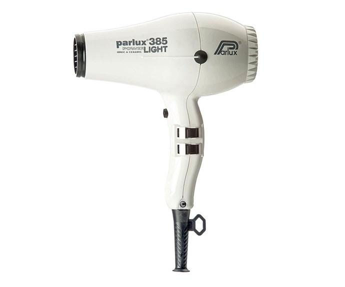 Parlux 385 PowerLight Hair Dryer.