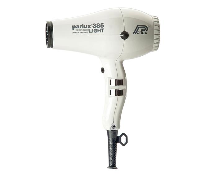 Parlux 385 PowerLight Hair Dryer.