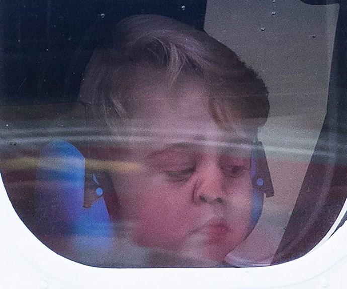 *Bon voyage* little Prince!