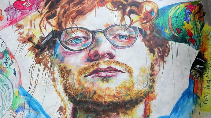 Ed Sheeran's mutual love affair with New Zealand