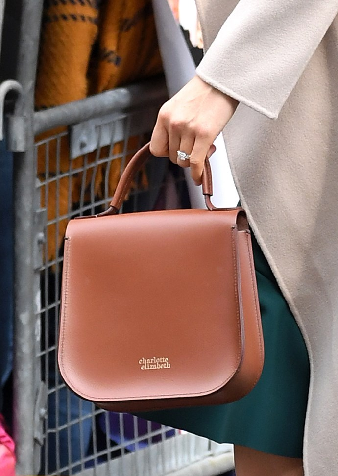 The Bloomsbury bag by Charlotte Elizabeth.