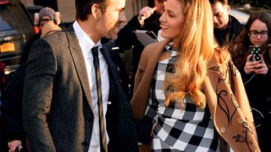Ryan Reynolds and Blake Lively's loved-up red carpet appearance has us green with envy