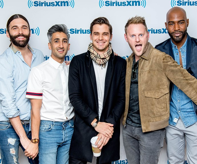 Queer Eye reboot is coming back for a second season on Netflix