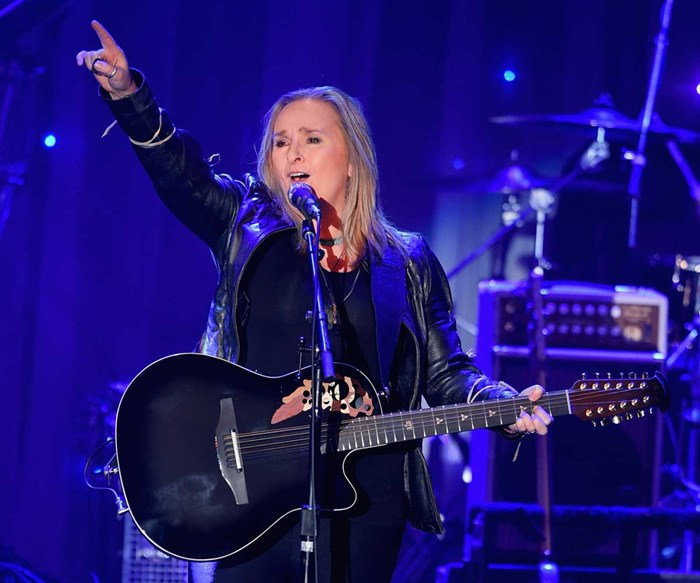 Melissa Ethridge reveals her admiration for Lorde and Jacinda Ardern