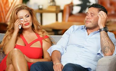 MAFS' Sarah Roza confirms her heartbreaking split with Telv Williams