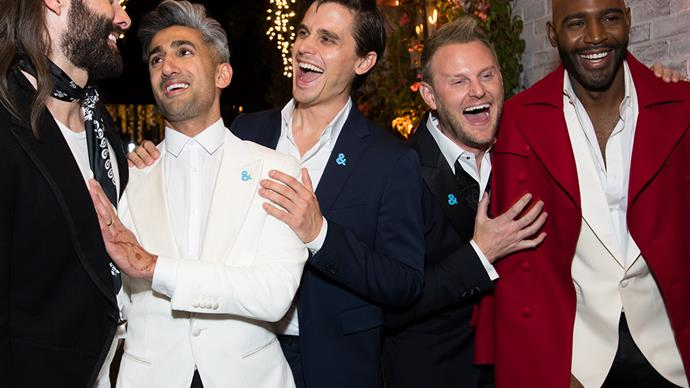 Every time Queer Eye made us bawl our eyes out