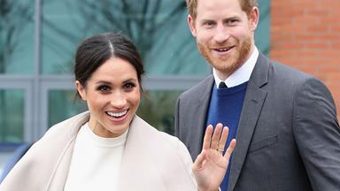 They're packing their bags! Prince Harry and Meghan Markle have picked a honeymoon destination