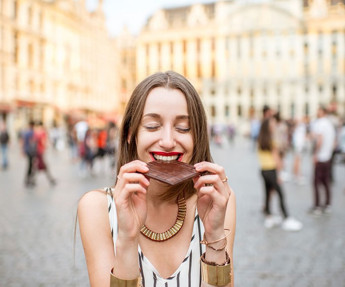 20 things every chocoholic does but would never admit