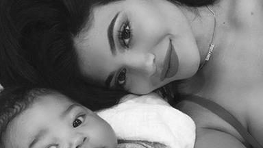 Keeping up with the Kid-ashians! Kylie Jenner's sweetest mum moments with baby Stormi